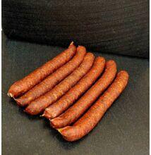 Száraz marhakolbász, paprikás (3 pár 1 kg)