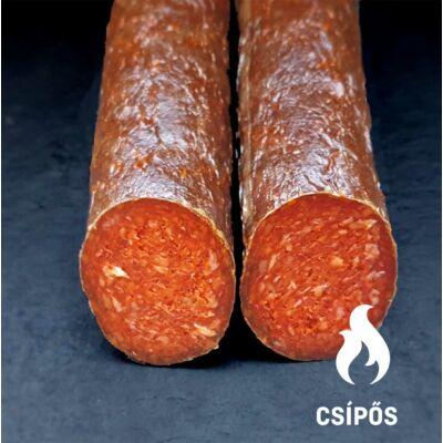 Marhaszalámi paprikás (csípős,rúd, 50 dkg)
