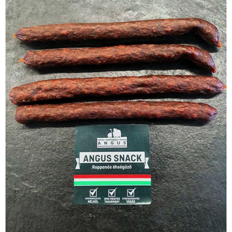 Angus snackkolbász  (5x100 gramm, 20 szál)